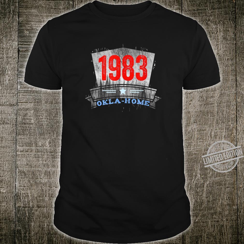 1983 Oklahome Shirt