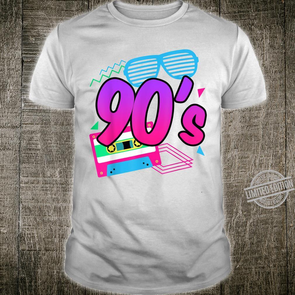 1990's 90s Retro I Heart The Nineties Shirt
