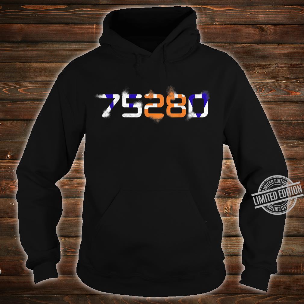 75280 Army Shirt hoodie