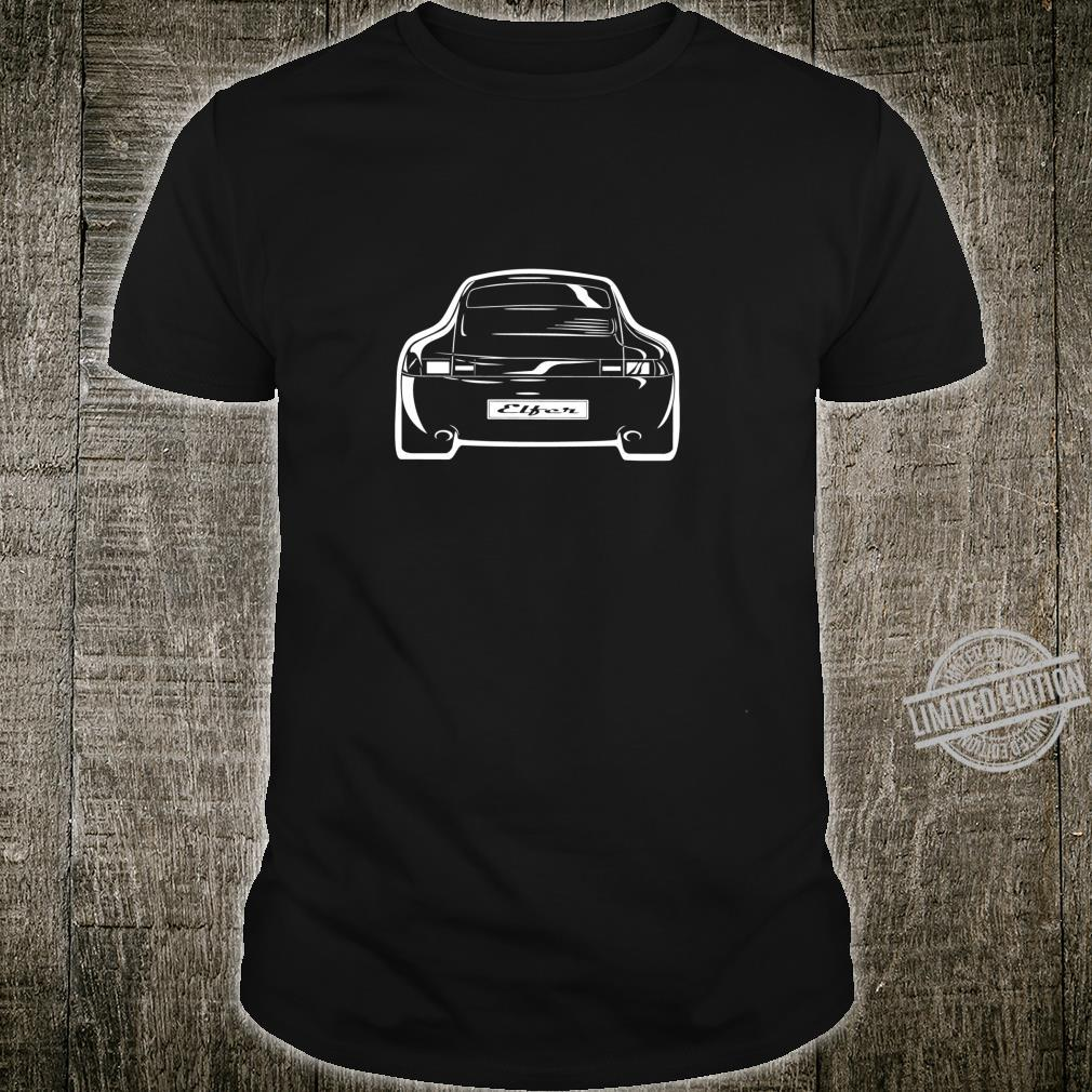 911 Turbo Sportwagen Youngtimer Auto PKW Automotiv 924 944 Shirt