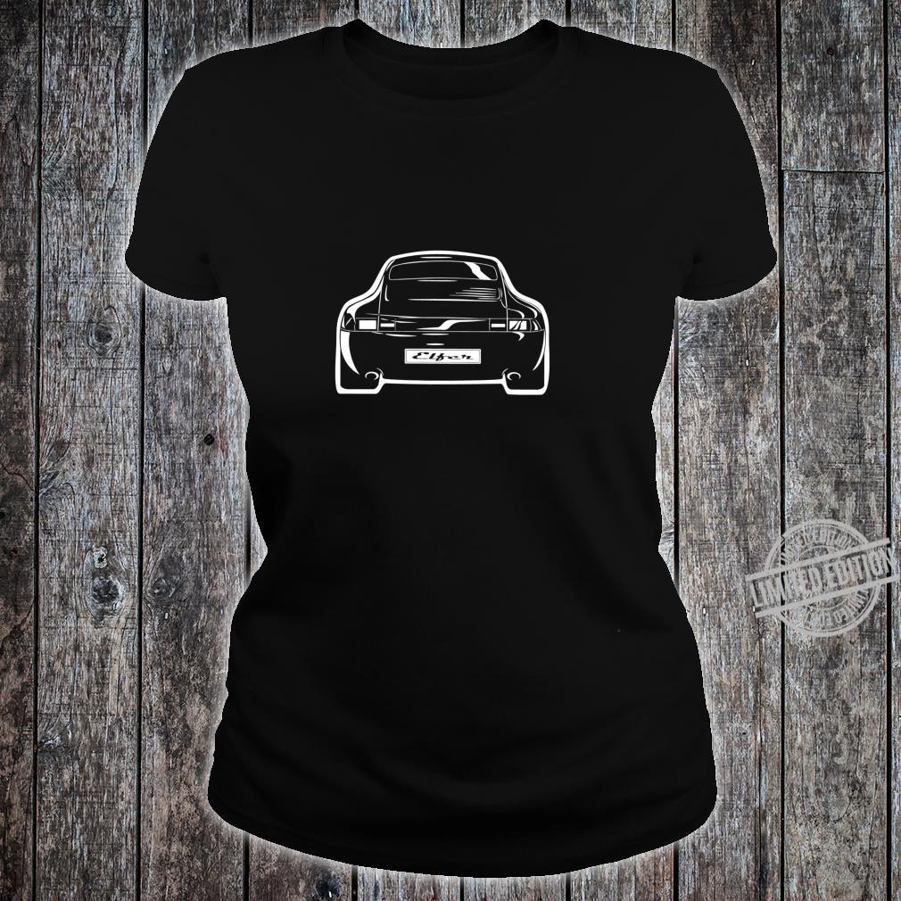 911 Turbo Sportwagen Youngtimer Auto PKW Automotiv 924 944 Shirt ladies tee