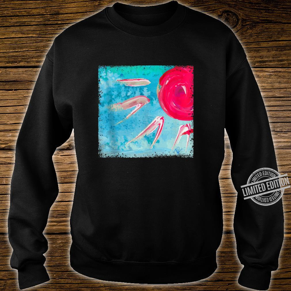 Abstract Vintage Creative Art Aesthetic Shirt sweater