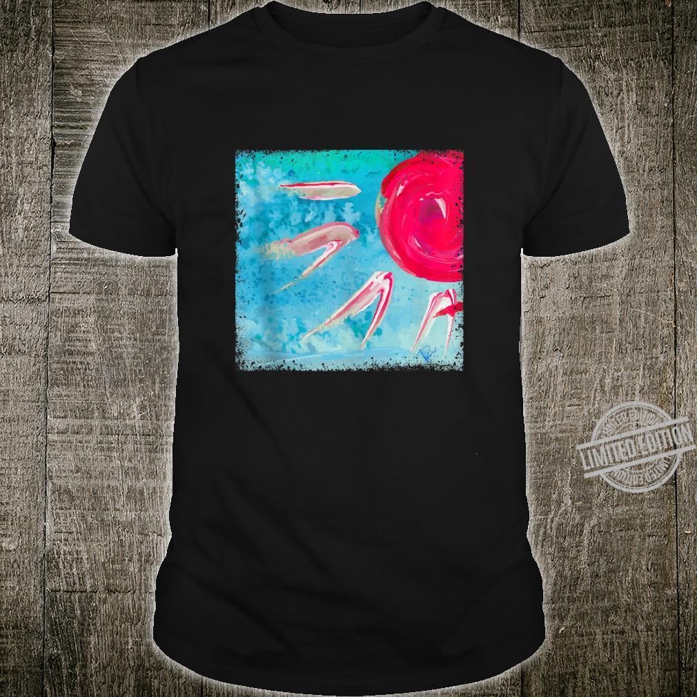 Abstract Vintage Creative Art Aesthetic Shirt