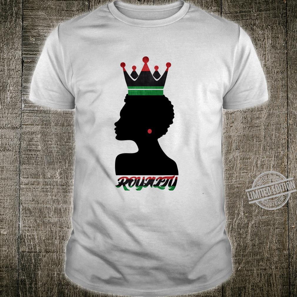 Afro Hair Natural Queen Shirt
