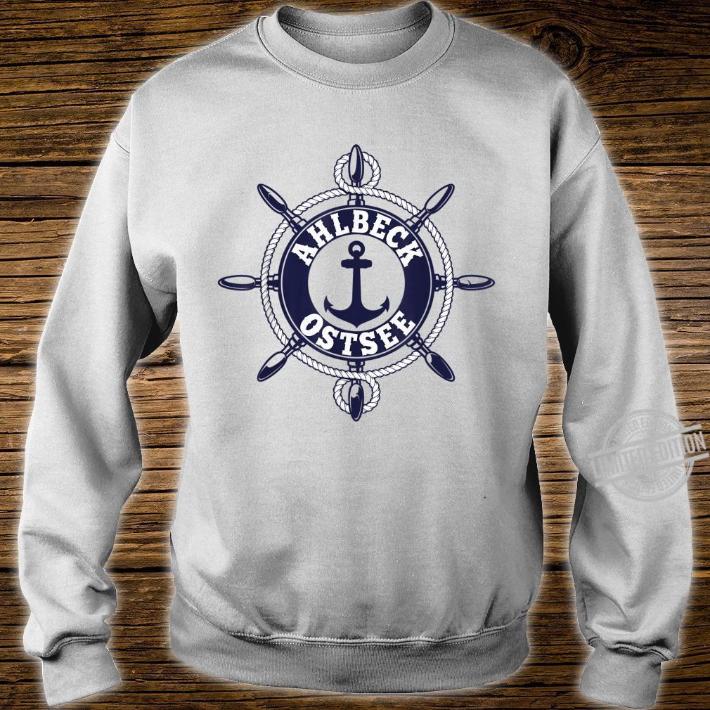 Ahlbeck Usedom Ostsee Ostseebad Geschenke Shirt sweater