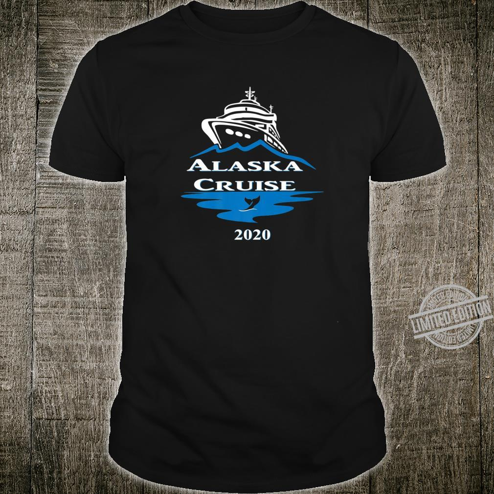 Alaska Cruise 2020 Vacation Matching Family Group Shirt