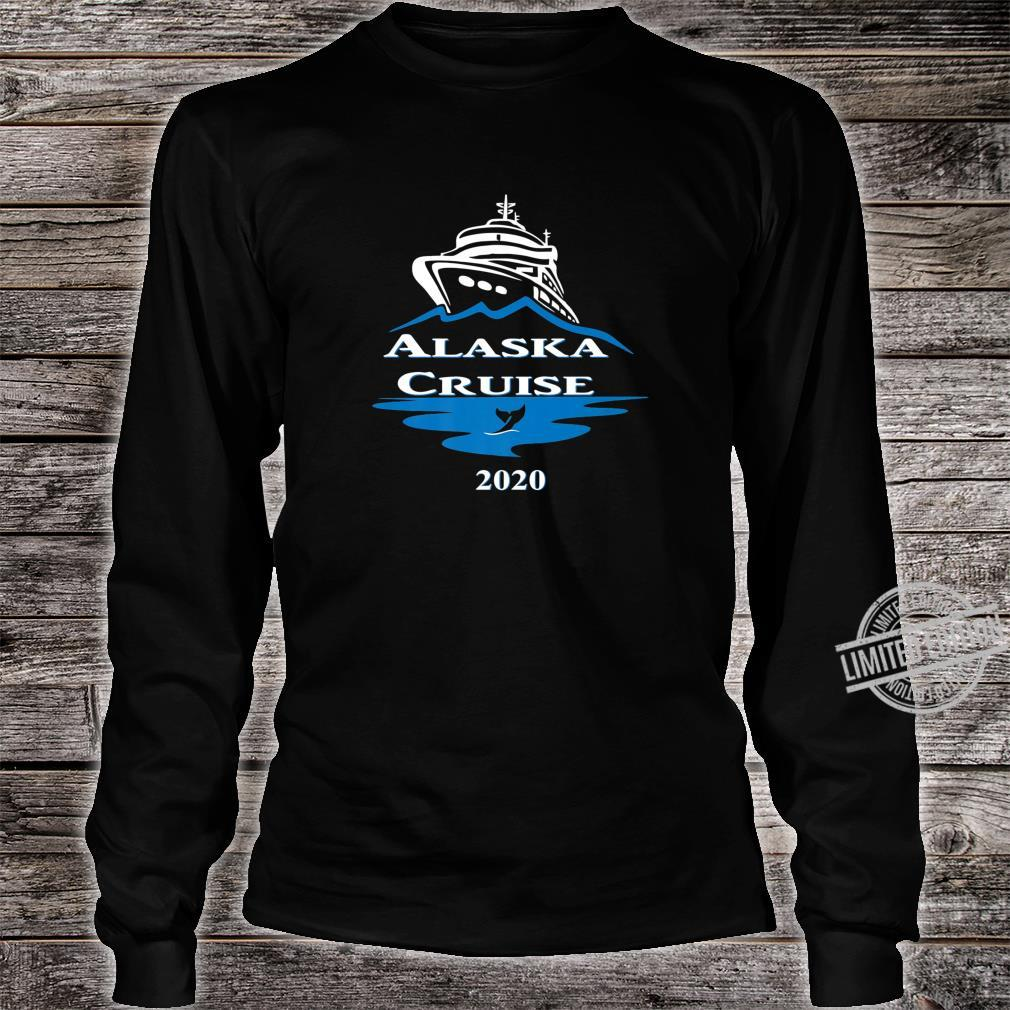 Alaska Cruise 2020 Vacation Matching Family Group Shirt long sleeved