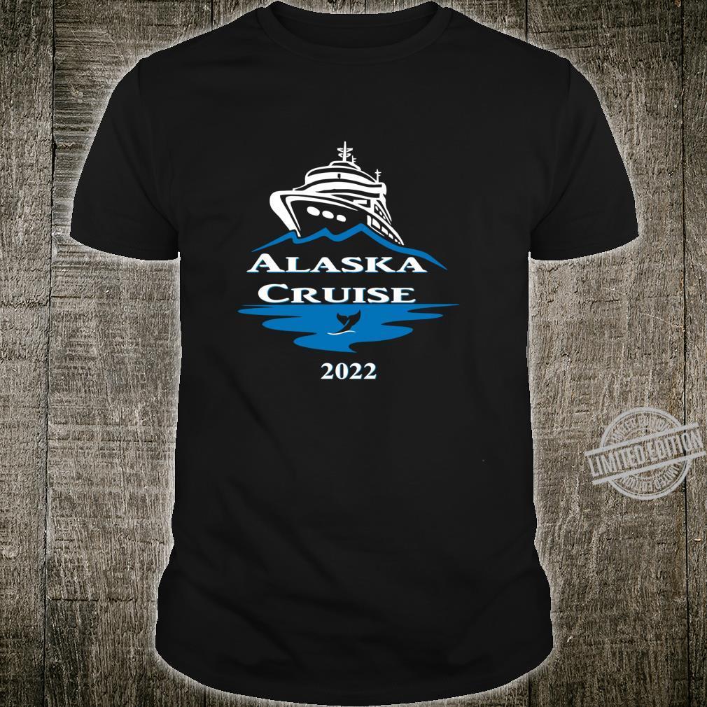 Alaska Cruise 2022 Vacation Matching Family Group Langarmshirt Shirt