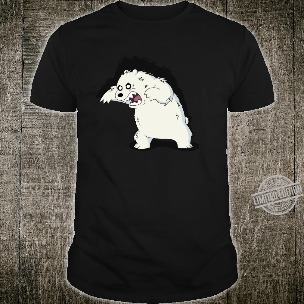 Angry Ice Bear Shirt
