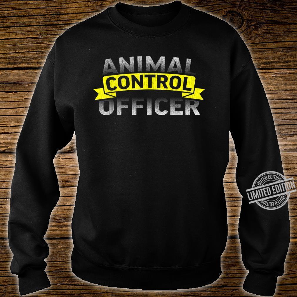 Animal Control Uniform Officer Patrols Idea Shirt sweater
