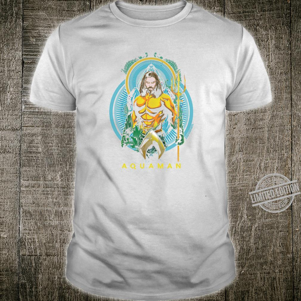 Aquaman Movie Aqua Nouveau Shirt
