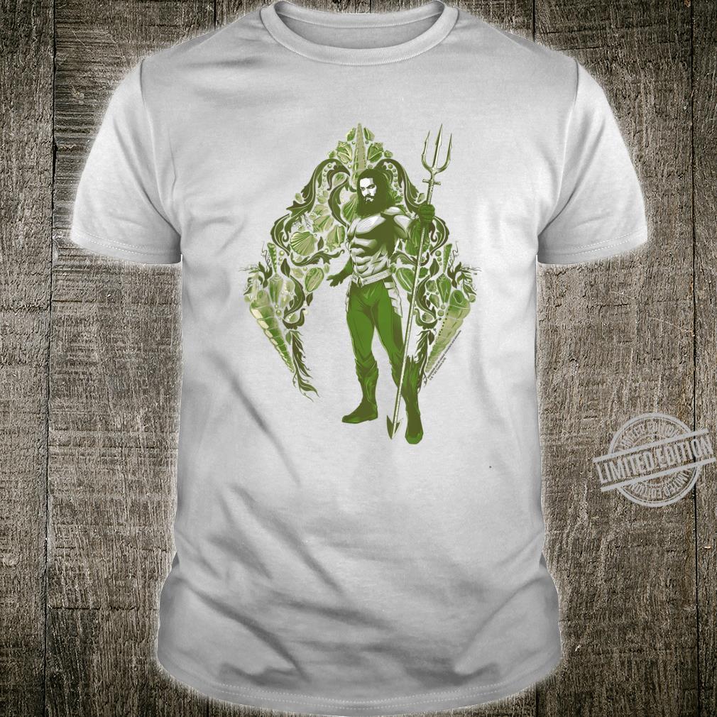 Aquaman Movie Shells Shirt