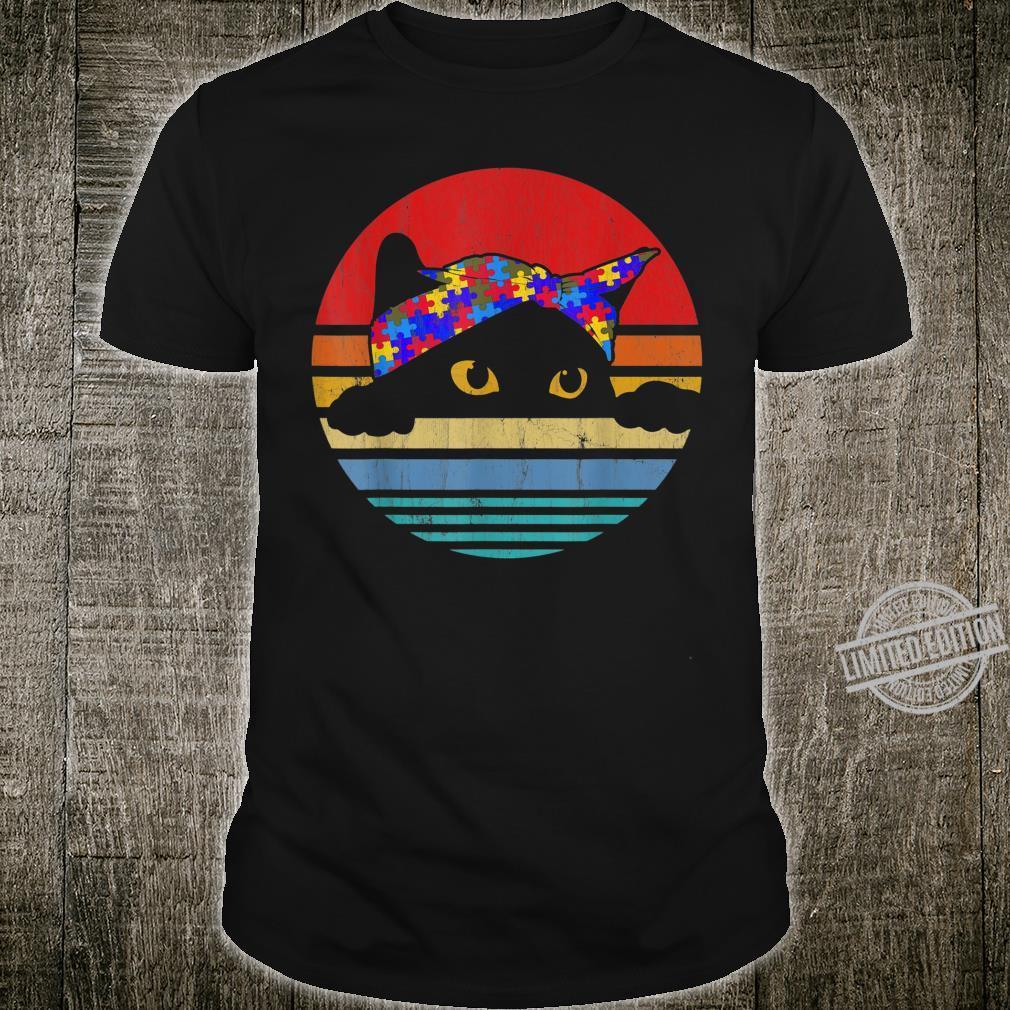 Autism Awareness Shirt Cat Autism Bandana Cat Mom Autism Mom Shirt