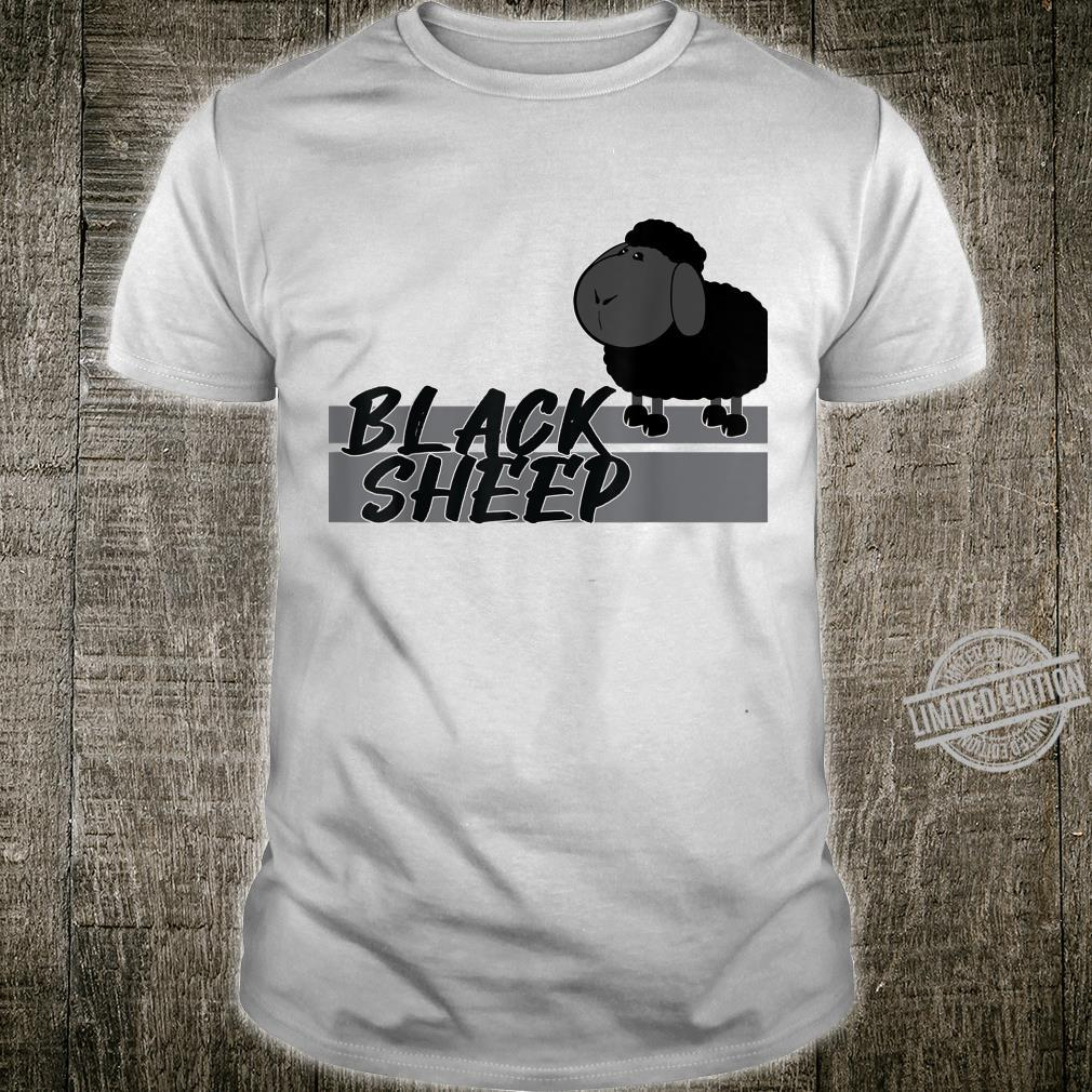 BLACK SHEEP SCHWARZES SCHAF AnKuDesigns Shirt