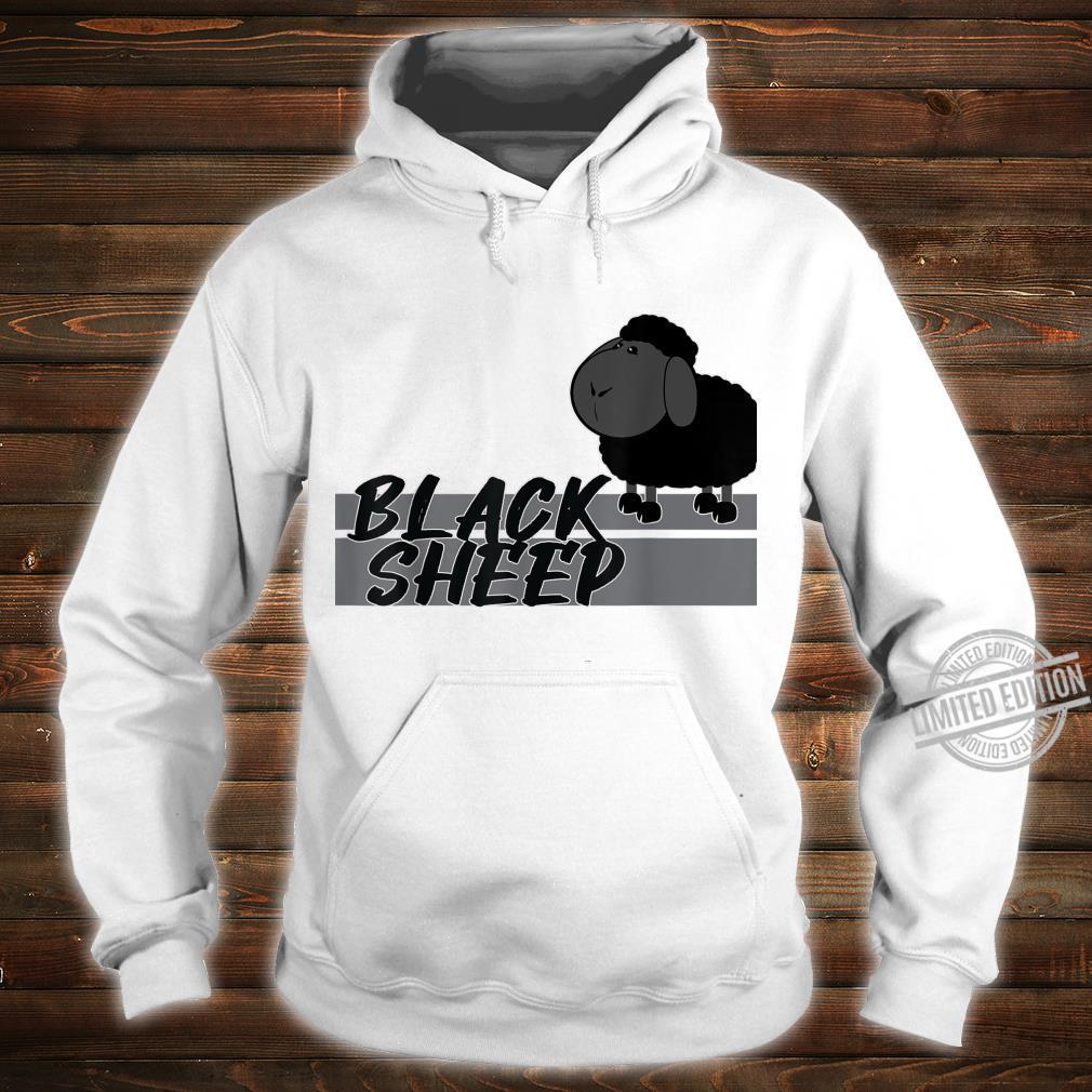 BLACK SHEEP SCHWARZES SCHAF AnKuDesigns Shirt hoodie