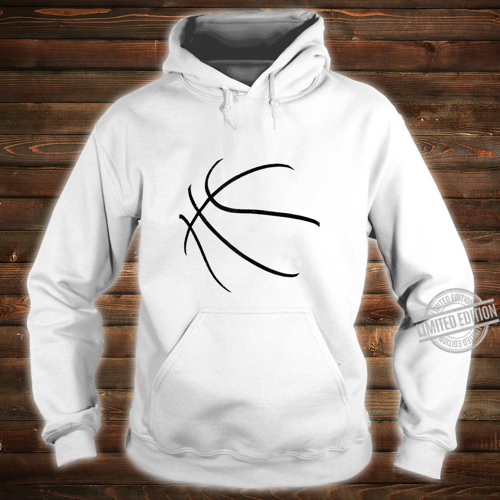 Basketball Costume Bball Player Coach Sports Baller Shirt hoodie
