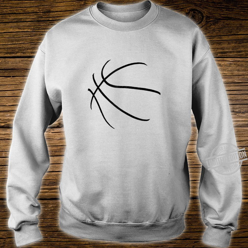 Basketball Costume Bball Player Coach Sports Baller Shirt sweater