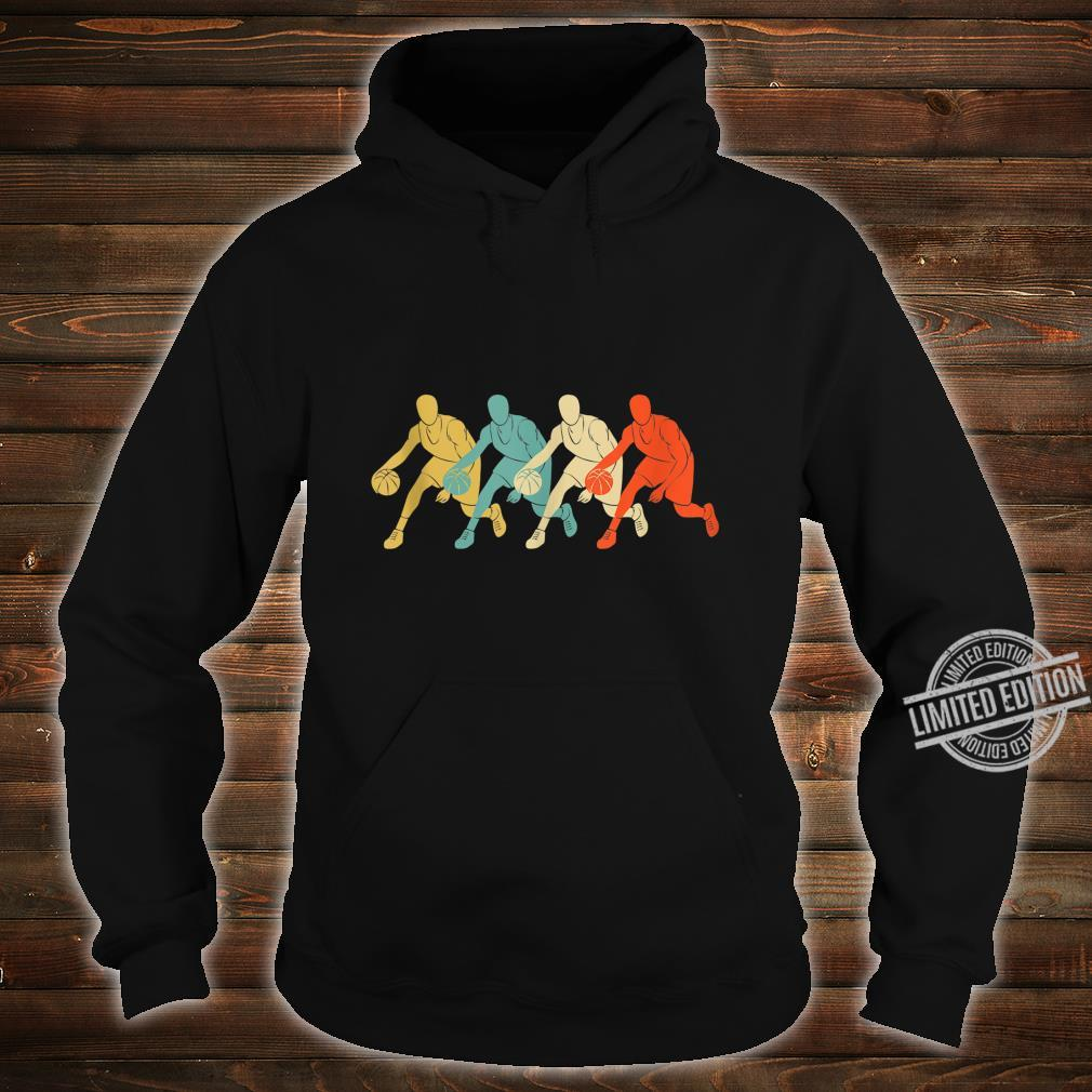 Basketball Design colorful idea Shirt hoodie