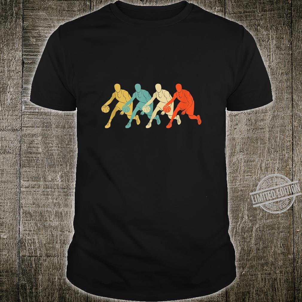 Basketball Design colorful idea Shirt