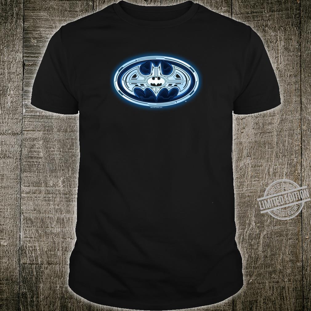 Batman Cyber Bat Shield Shirt
