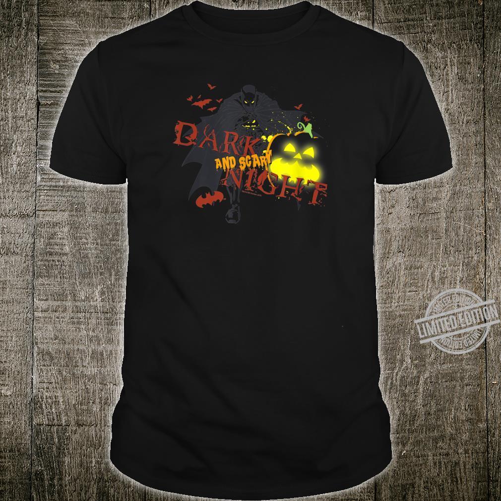 Batman Dark and Scary Night Shirt