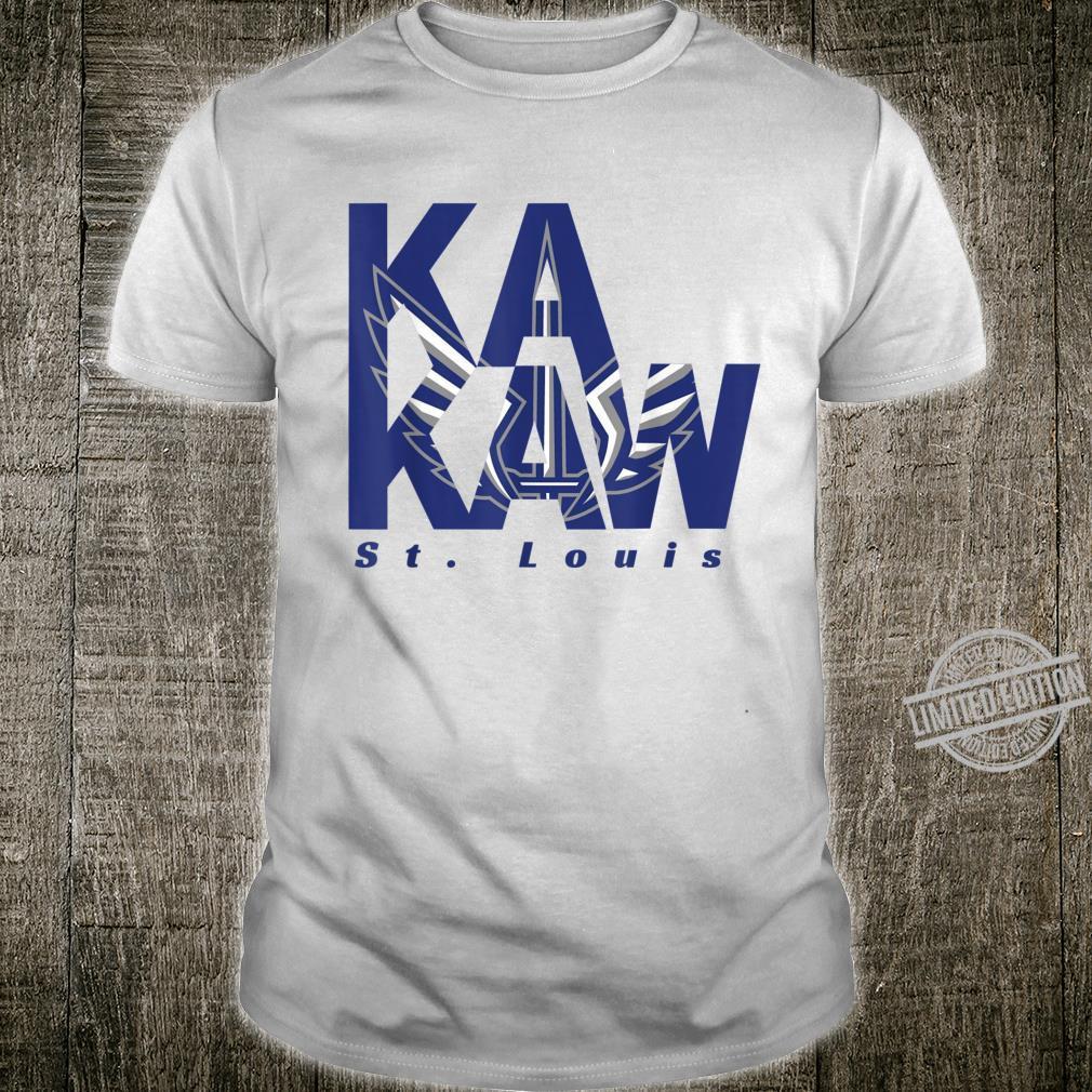 BattleHawks Football St. Louis XFL KaKaw Shirt