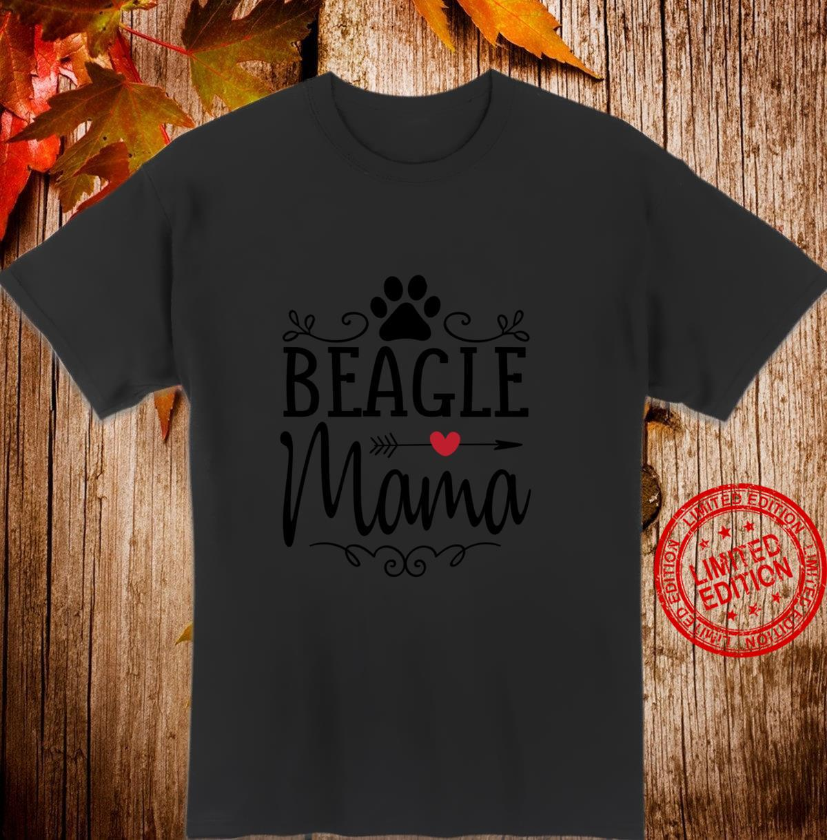 Beagle Mama Beagle Shirt For Beagle Shirt
