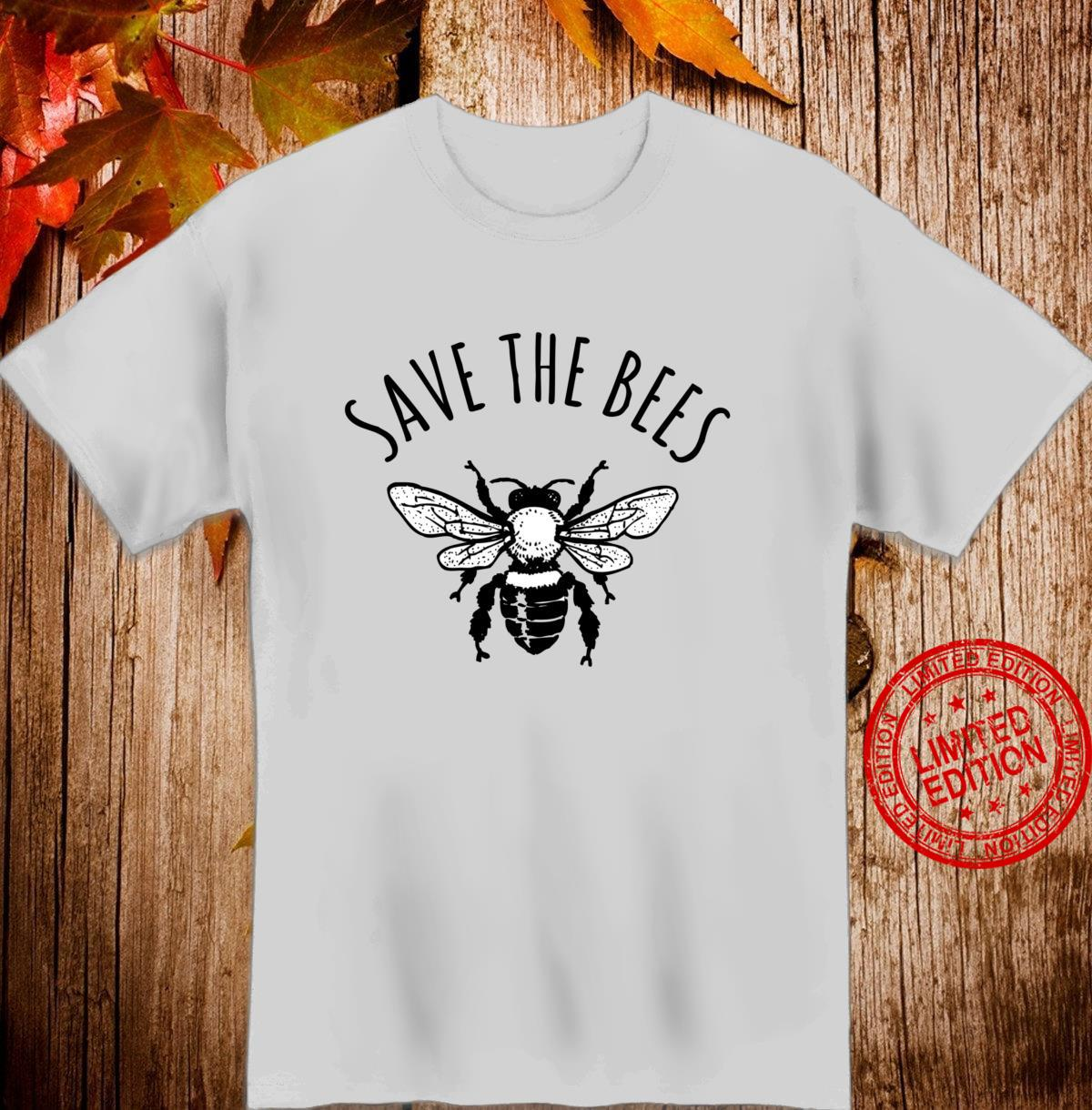 Bee Save the Bees, Shirt