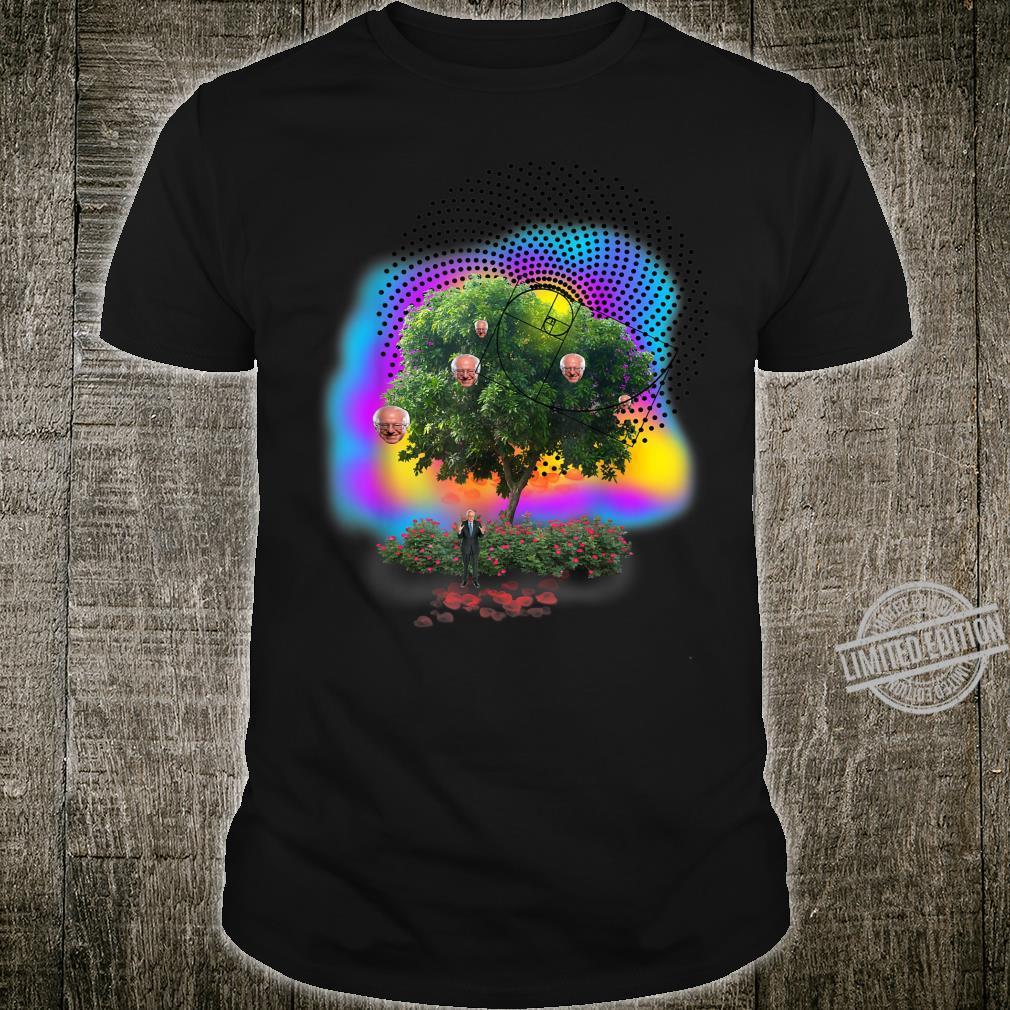 Bernie Sanders Love Tree Shirt