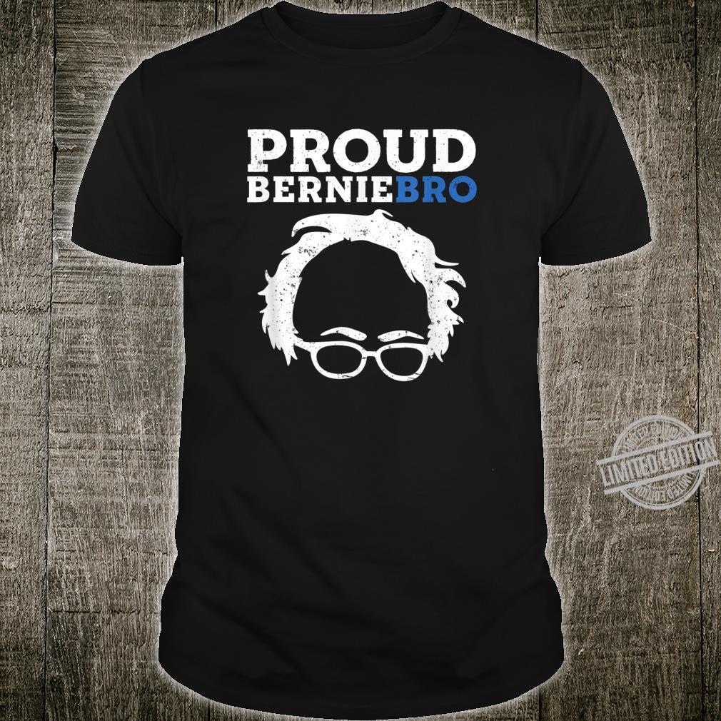 Bernie Sanders Proud Bernie Bro Bernie 2020 Election Shirt