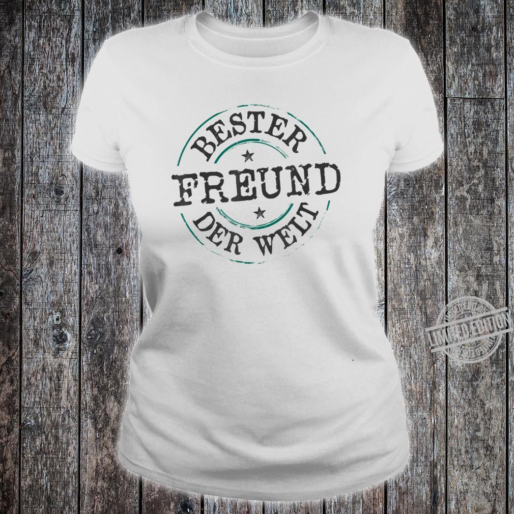 Beste Freunde Welt Spruche Cool Toll Lustige Geschenkideen Shirt