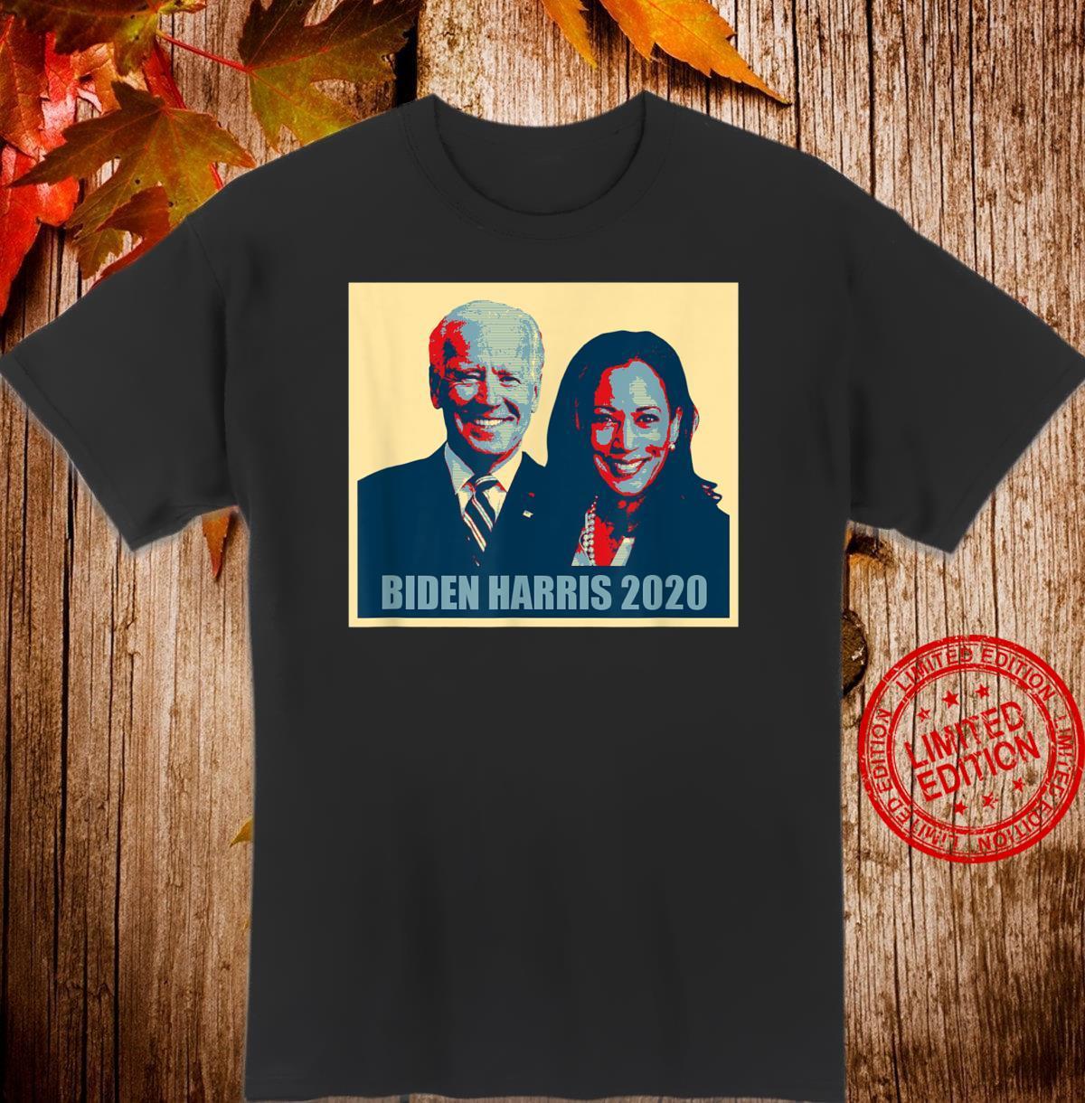 Biden Harris 2020 Election Vote Shirt