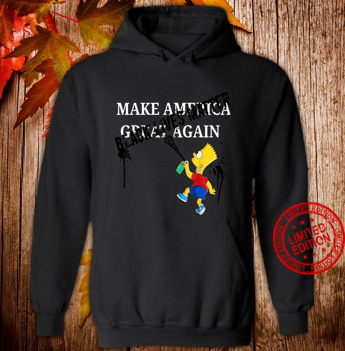 Black Lives Matter History Civil Rights Unisex BLM Shirt hoodie