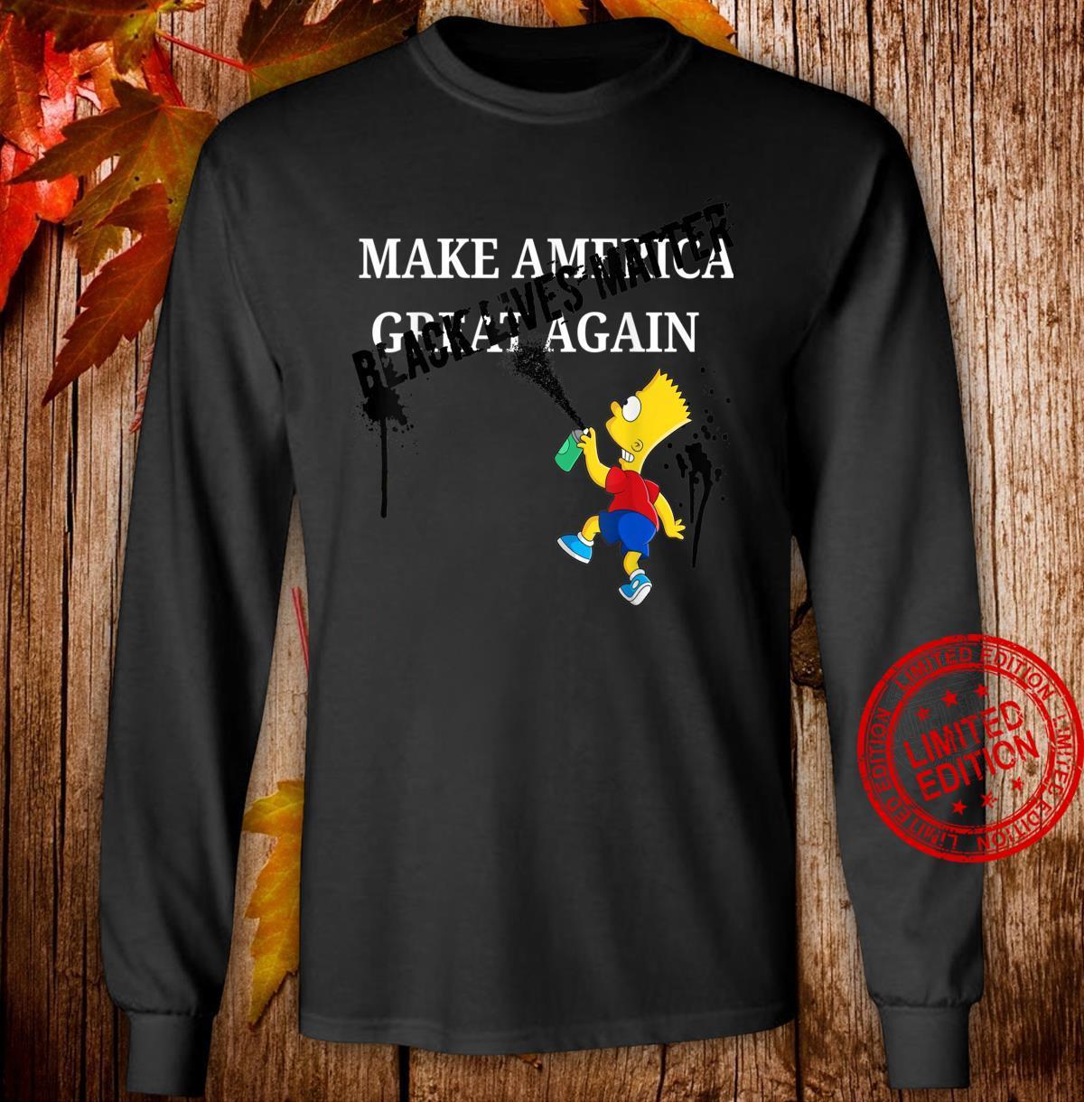 Black Lives Matter History Civil Rights Unisex BLM Shirt long sleeved