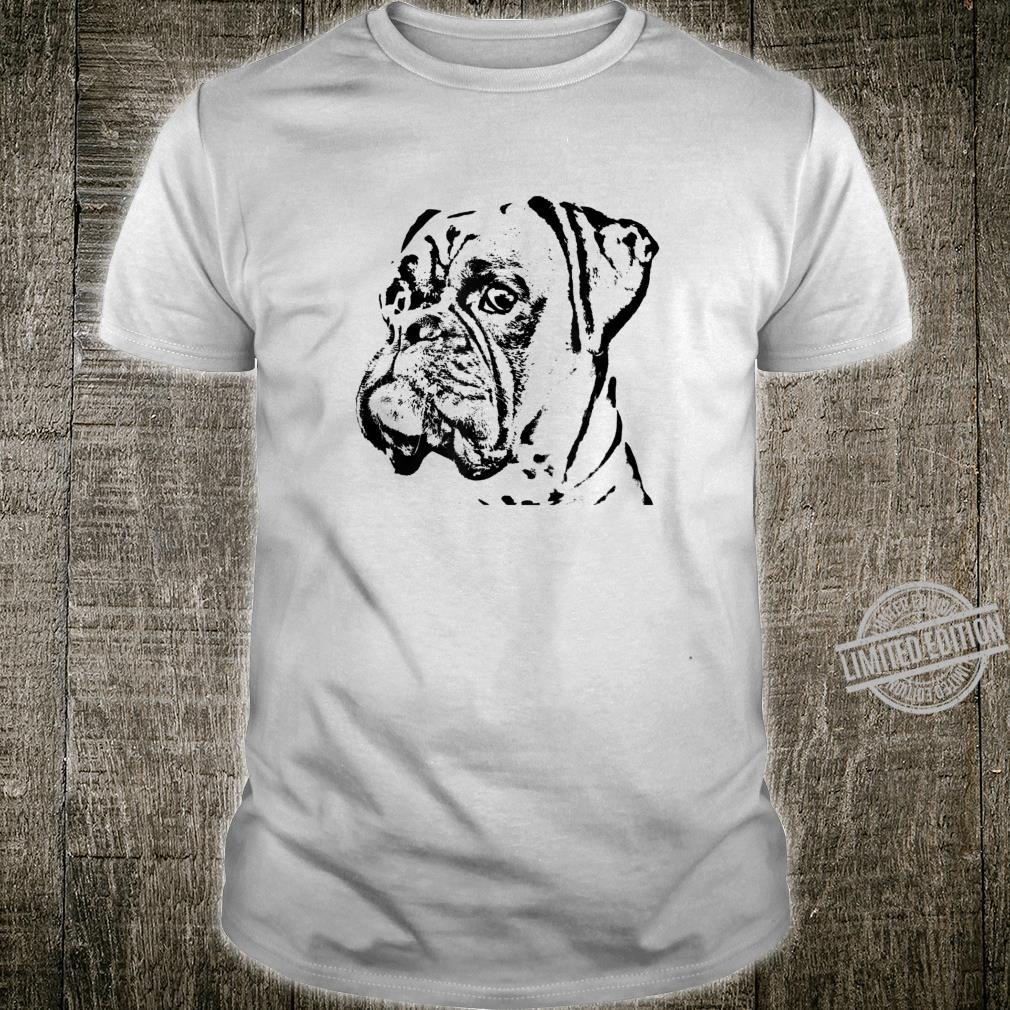 Boxer Hund Geschenke & Kleider Shirt