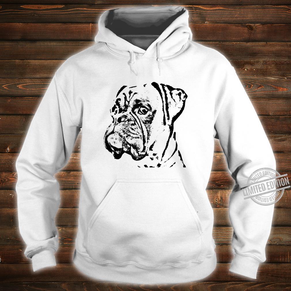Boxer Hund Geschenke & Kleider Shirt hoodie