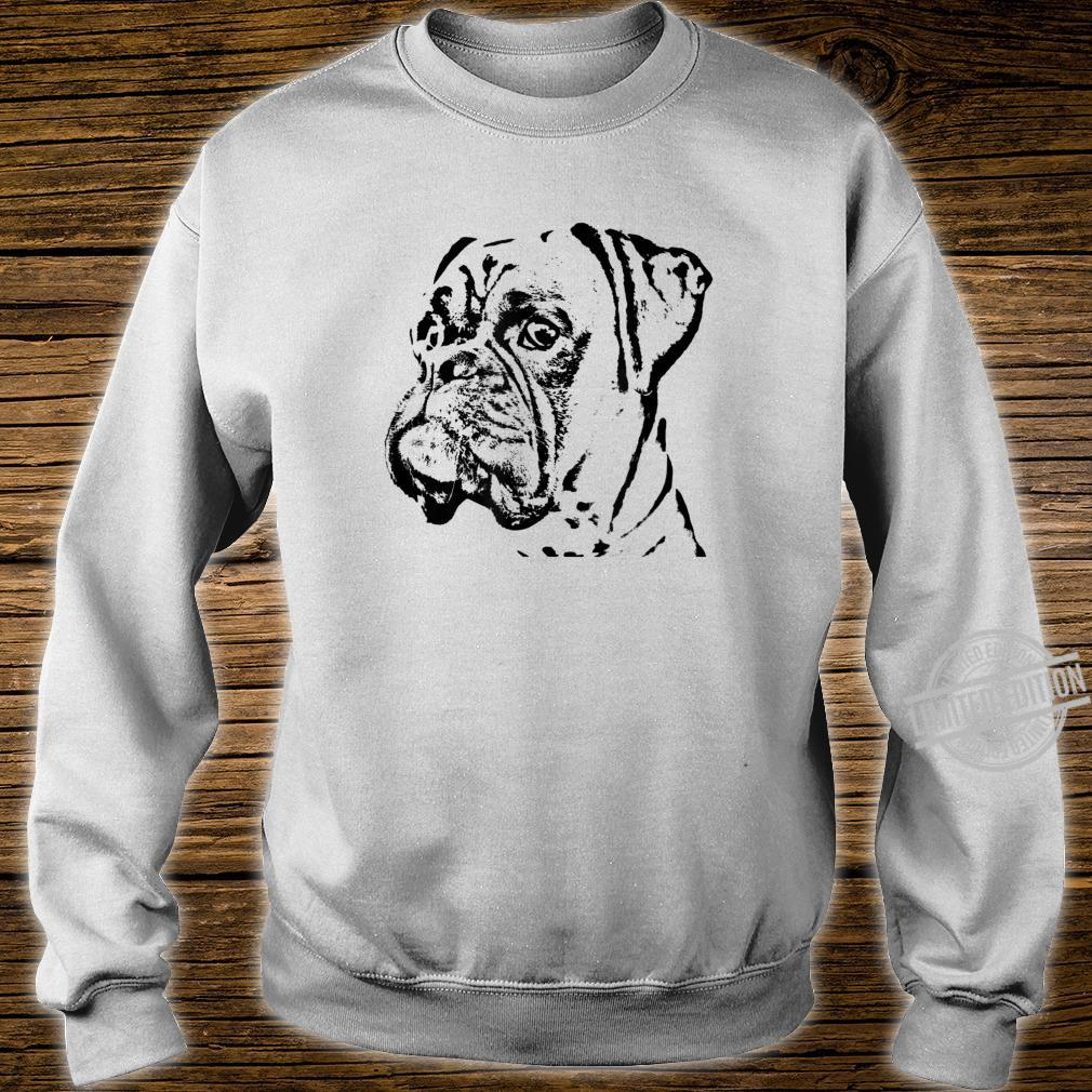 Boxer Hund Geschenke & Kleider Shirt sweater