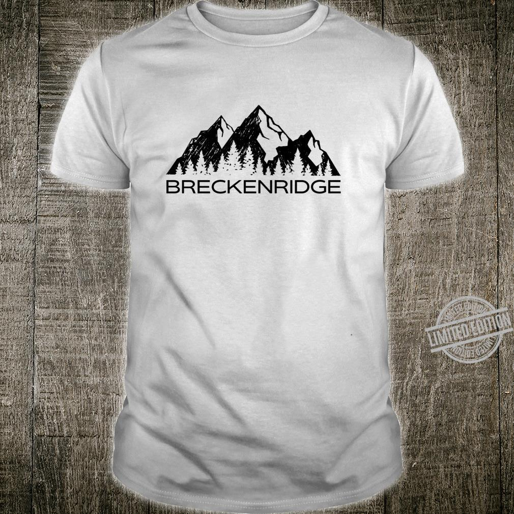 Breckenridge Breckenridge Colorado Shirt