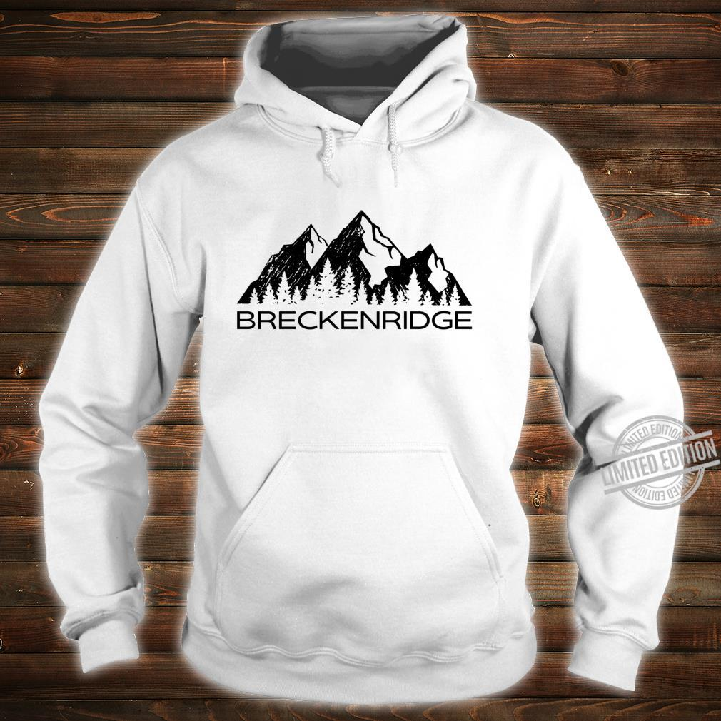 Breckenridge Breckenridge Colorado Shirt hoodie
