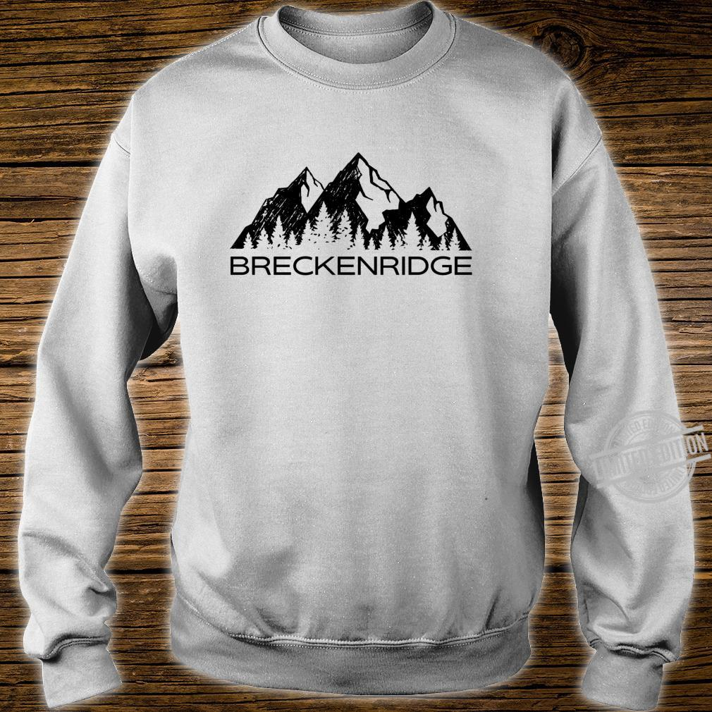 Breckenridge Breckenridge Colorado Shirt sweater