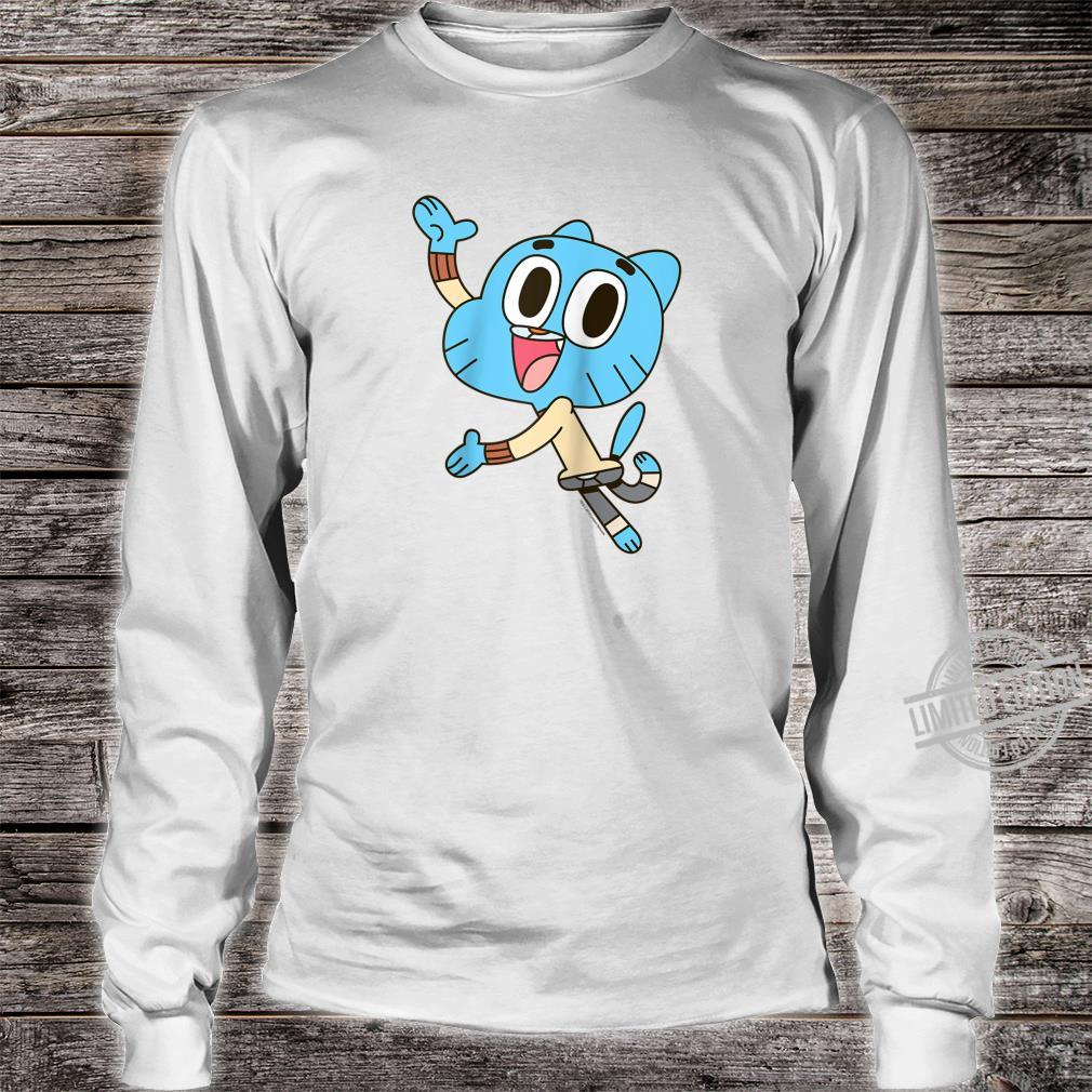 CN The Amazing World Of Gumball Shirt long sleeved