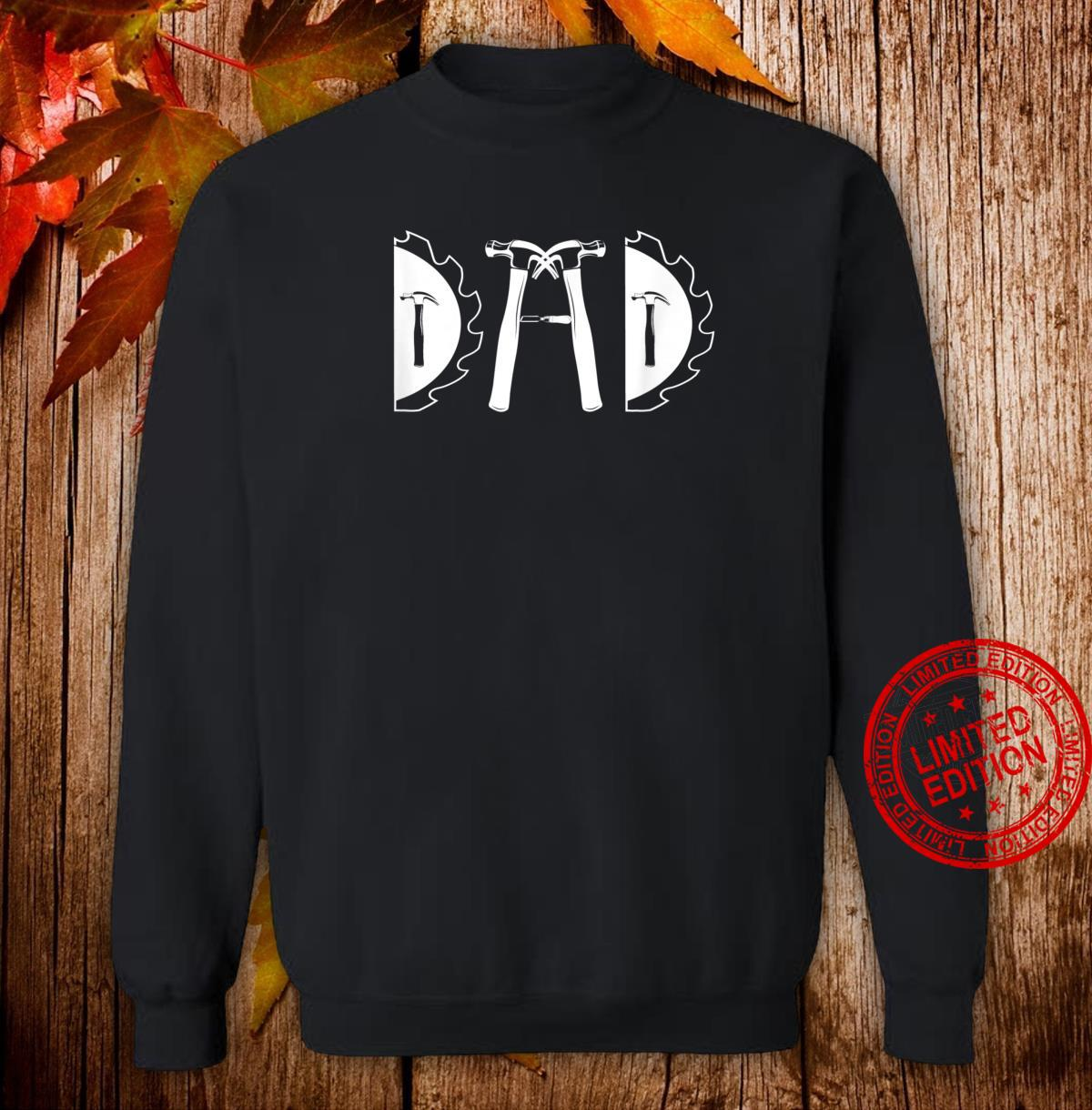 Carpenter Dad Carpentry Tools Woodworker Daddy Shirt sweater