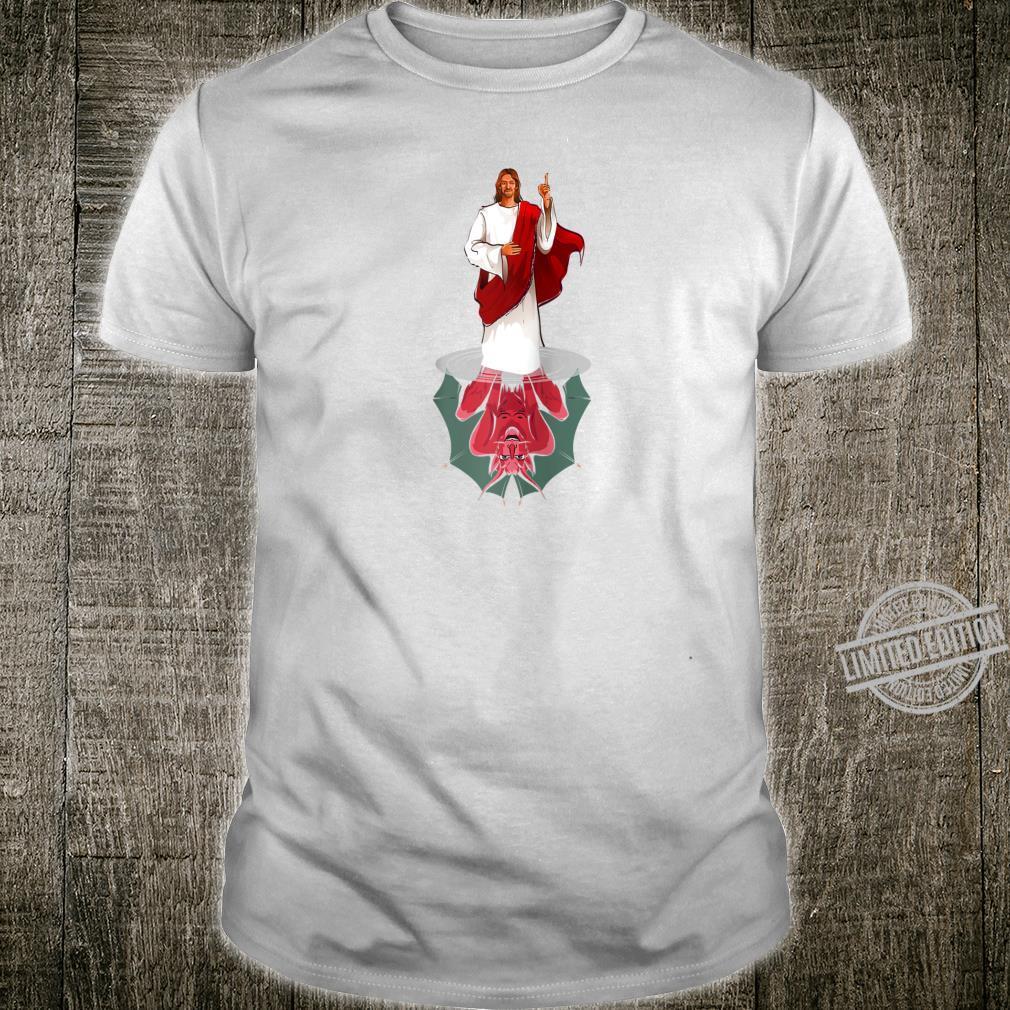 Choose Good Side Or Evil Religious God Mirror Devil Spirit Shirt
