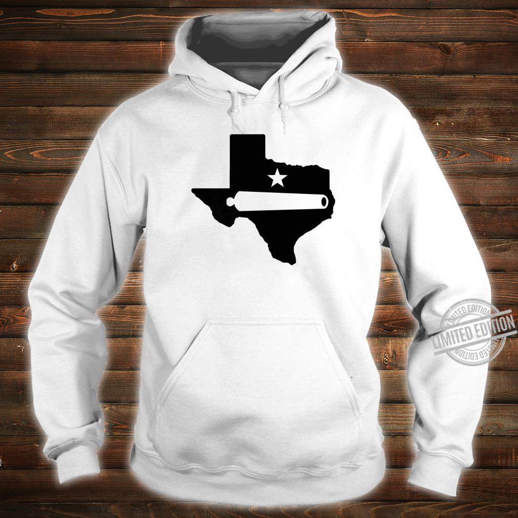Come And Take It Texas Gonzales Cannon Proud To Be A Texan Shirt hoodie