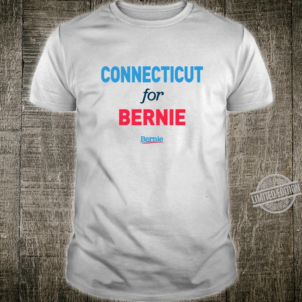 Connecticut for Bernie Shirt