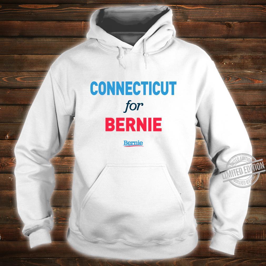 Connecticut for Bernie Shirt hoodie