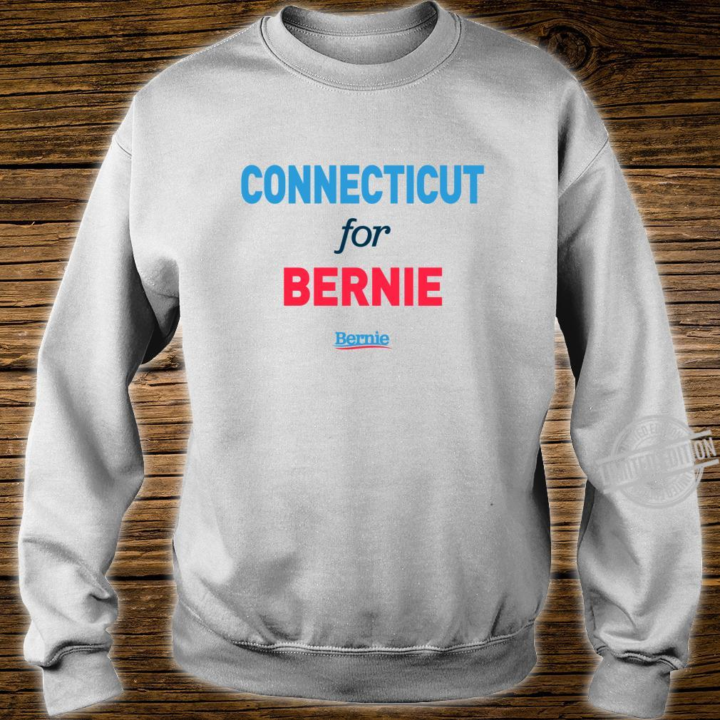Connecticut for Bernie Shirt sweater