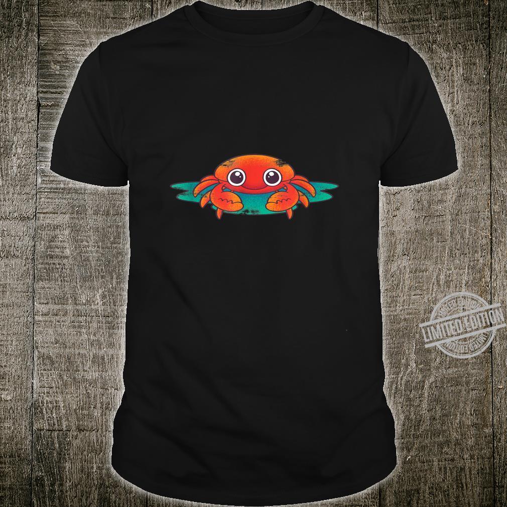 Crab Lobster Sea Aanimal Porcelain Crab Idea Crab Shirt