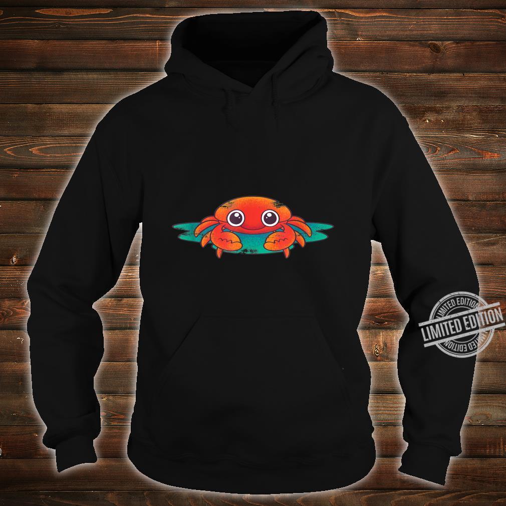 Crab Lobster Sea Aanimal Porcelain Crab Idea Crab Shirt hoodie