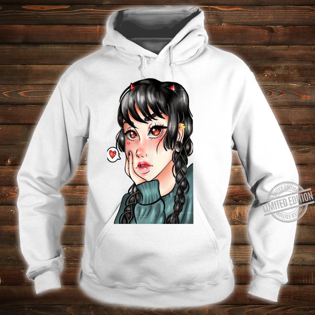 Cute Vampire Girl Shirt hoodie